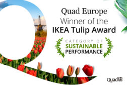 Quad Graphics – Ikea Award