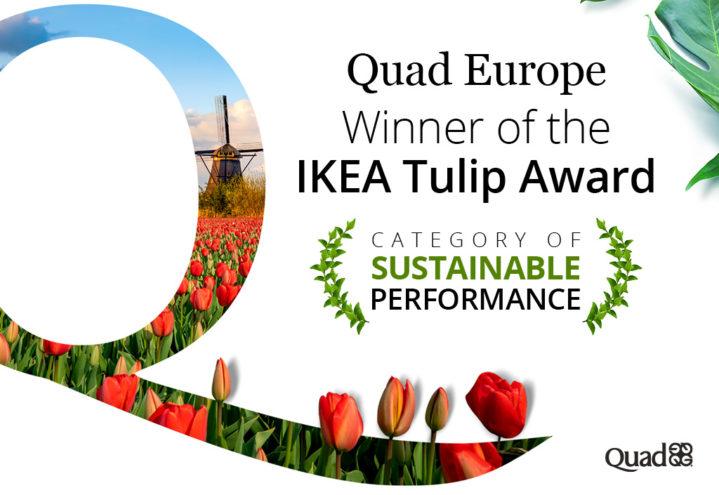 Quad Graphics – Ikea Award